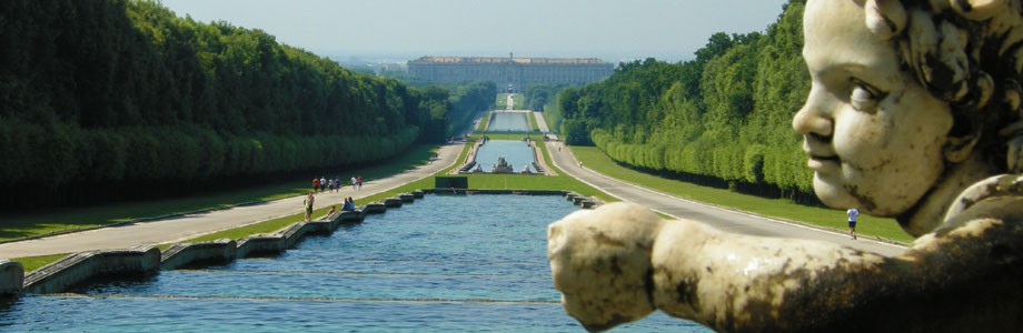Caserta, the Royal Palace and Park